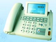 润普K2100小时彩屏数码录音电话