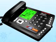 润普U系列600小时数码录音电话机